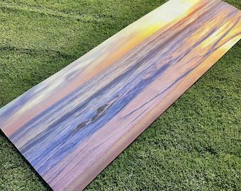 Sunset Beach Yoga Mat