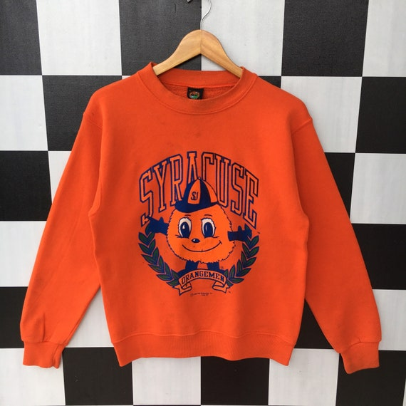 Vintage 80s Syracuse University Sweatshirt Jumper
