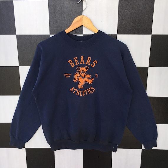 Vintage 90s Grateful Dead Sweatshirt Jumper Gratef