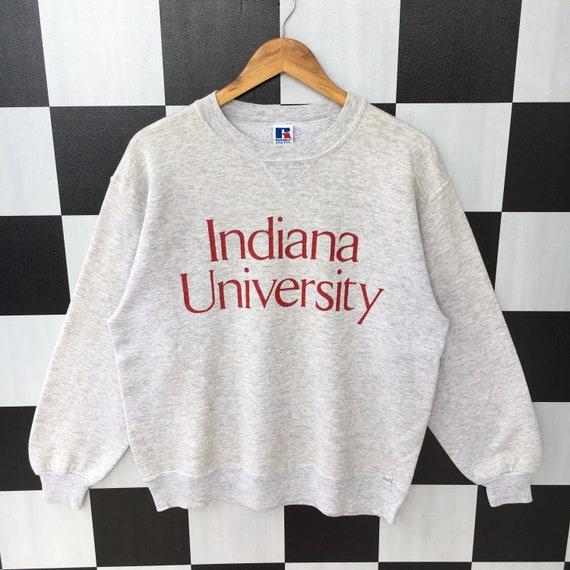 Vintage 90s Indiana University Sweatshirt Jumper I
