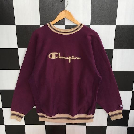 Vintage 90s Champion Reverse Weave Sweatshirt Jump