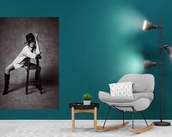 "LADY GAGA Poster Wall Print 24/"" x 36/"" 8 inch"