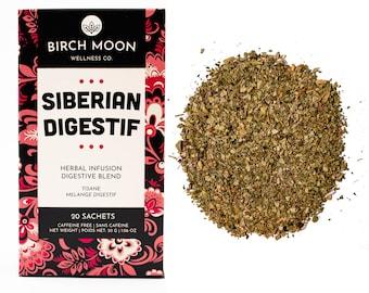 Siberian Digestif - 20 tea bags - Herbal Infusion Digestive Blend