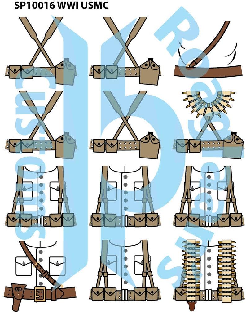 WWI USMC Squad Pack image 0