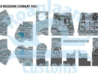 Brickmania Complete Modern Combat ABU