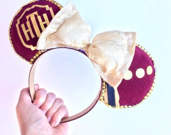 Twilight Zone Tower of Terror Mouse Ears | Hollywood Towel Hotel Mickey Ears | Hollywood Studios Minnie Ears |FREE SHIPPING!