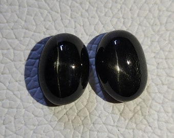 Sparkling Natural Black Sunstone 20.5X27 MM Faceted Loose Gemstone Like Twinkle Stars Black Sunstone Quartz For Jewelry Making SB-13
