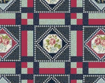 Puzzle Box Quilt Pattern