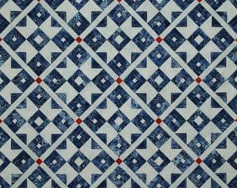 Scandinavian Sky Wall Quilt Pattern