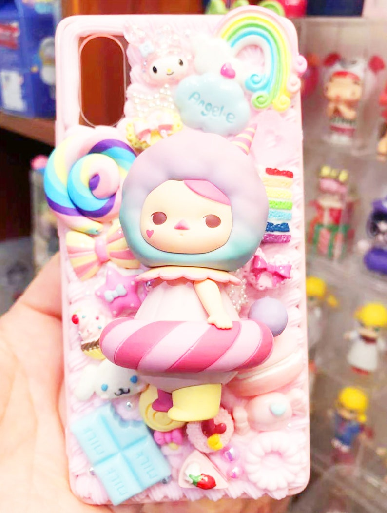 Resin decoden phone case,customize phone case,for iphone huawei xiaomi samsung moto,Personalized Phone Case,Unique