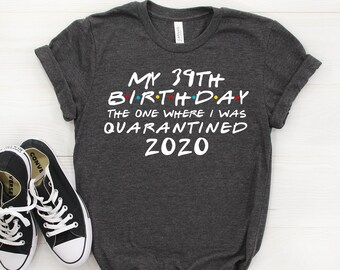39th Birthday Etsy