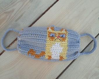 Grumpy Cat by MilesofCrochet on DeviantArt | 270x340