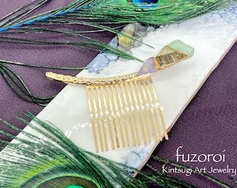 Kintsugi Hair accessory