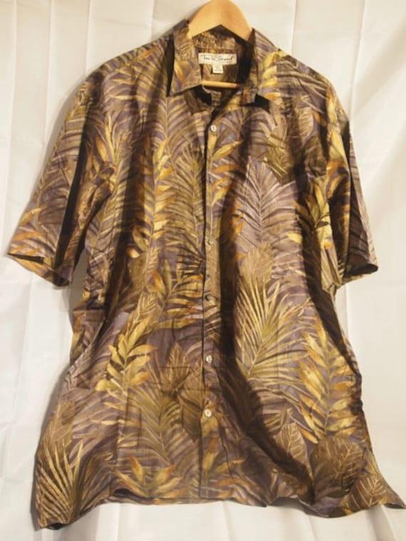 Vintage Tori Richards Honolulu Since 1956 Button-… - image 2