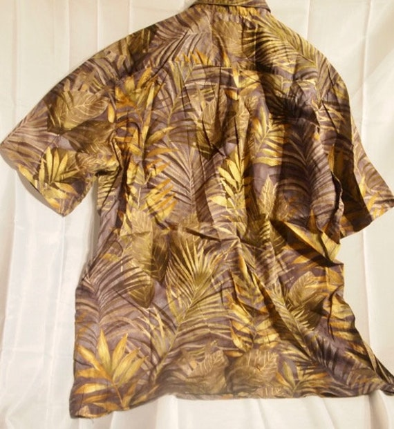 Vintage Tori Richards Honolulu Since 1956 Button-… - image 3