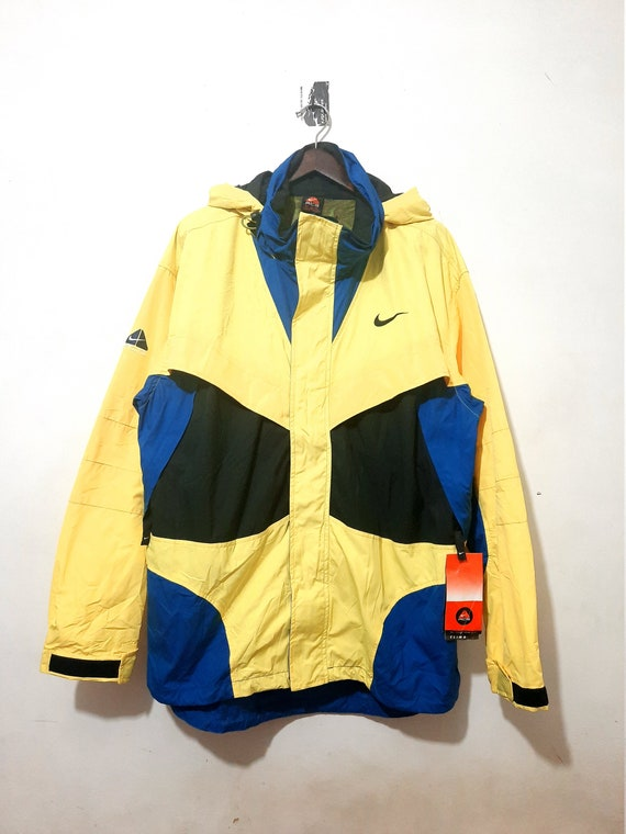 Vintage Nike ACG Multi color Jacket XL