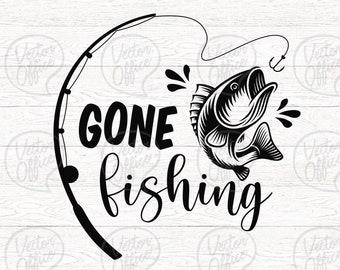 Download Gone Fishing Svg Etsy