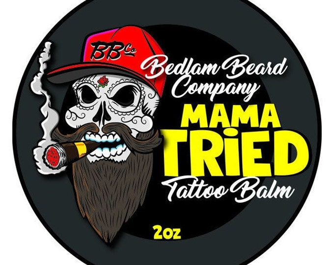 Mama Tried Tattoo Balm