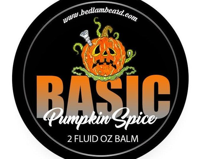 Basic Pumpkin Spice