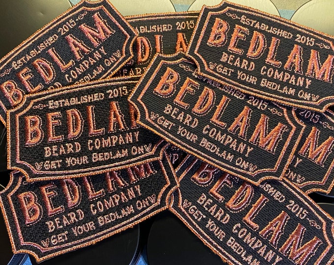 Bedlam Patches