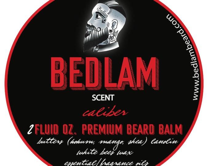 Caliber - Birchwood Oud and Embers Beard Oil and Balm.