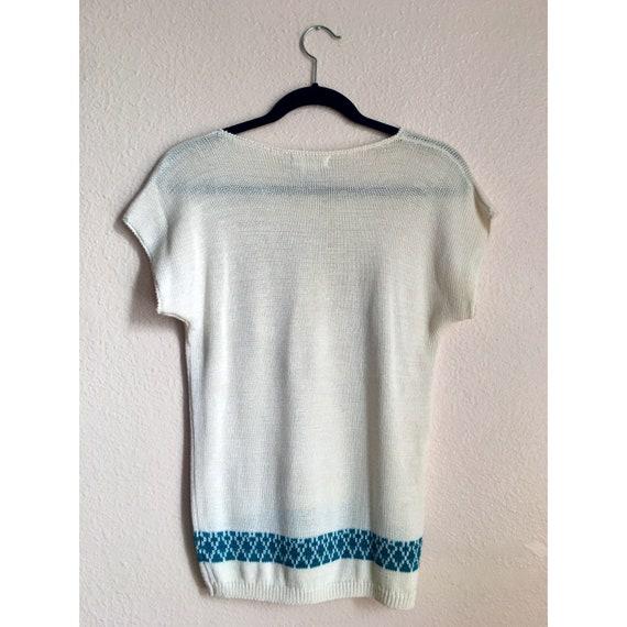 JESSICA LTD. | Vintage Embroidered Sweater - image 2