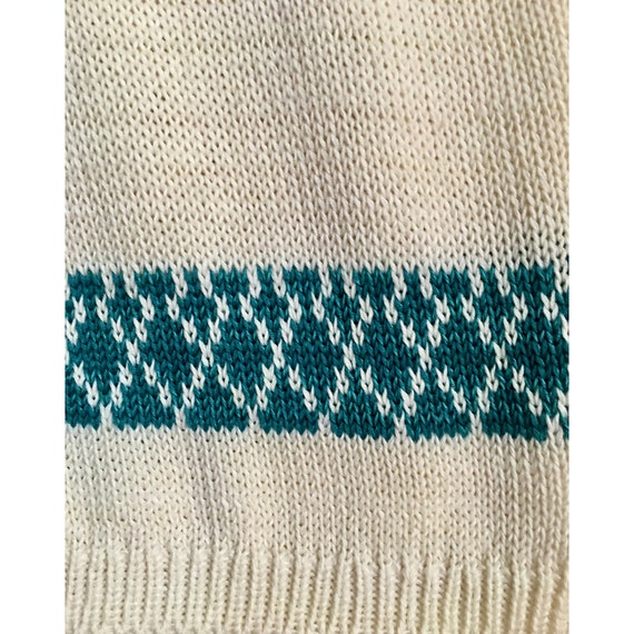 JESSICA LTD. | Vintage Embroidered Sweater - image 4