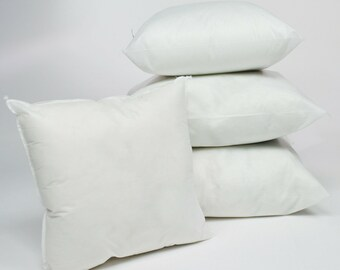 "Hollowfibre Cushion Pads Inserts Fillers Inners 12/"" 16/"" 18/"" 20/"" 24/"" 28/"" 32/"" 36/"""