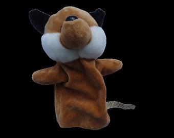 Fox soft toy Hand Puppet