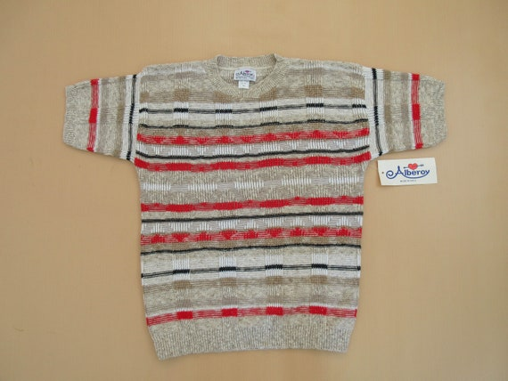 Short Sleeve Knit Sweater - New with tags - image 2