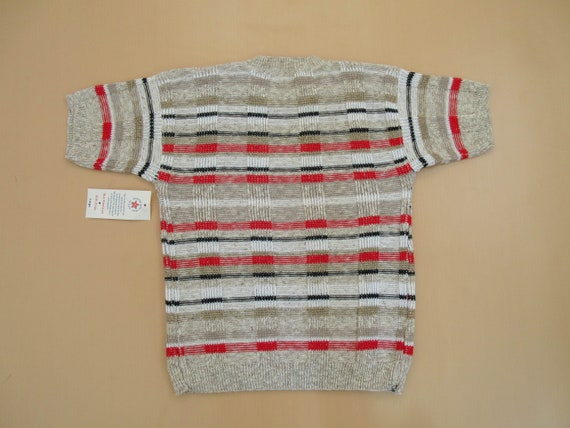 Short Sleeve Knit Sweater - New with tags - image 3