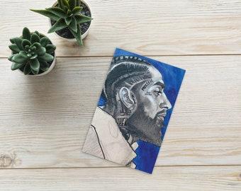 Nipsey; Prolific Standard Postcard