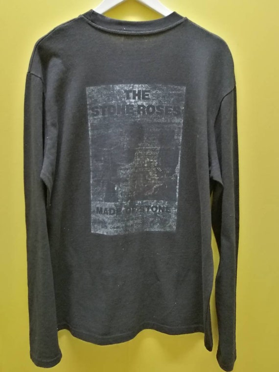 Vintage The Stone Roses Made of Stone Long Sleeve