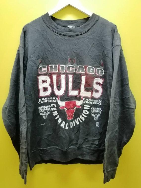 Vintage Chicago Bulls NBA Sweatshirt Rare
