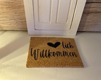 Elves Doormat || Elves || Gnome Door