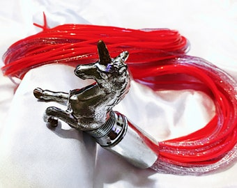 Unicorn flogger limited edition BDSM Impact play gear