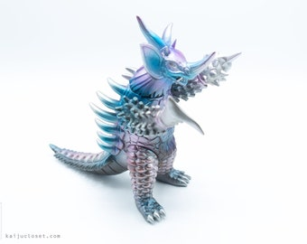 Tyrant - Custom OOAK Soft Vinyl Sofubi Ultraman Kaiju Figure