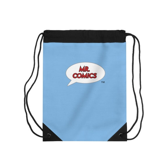 Mr.Comics Drawstring Bag