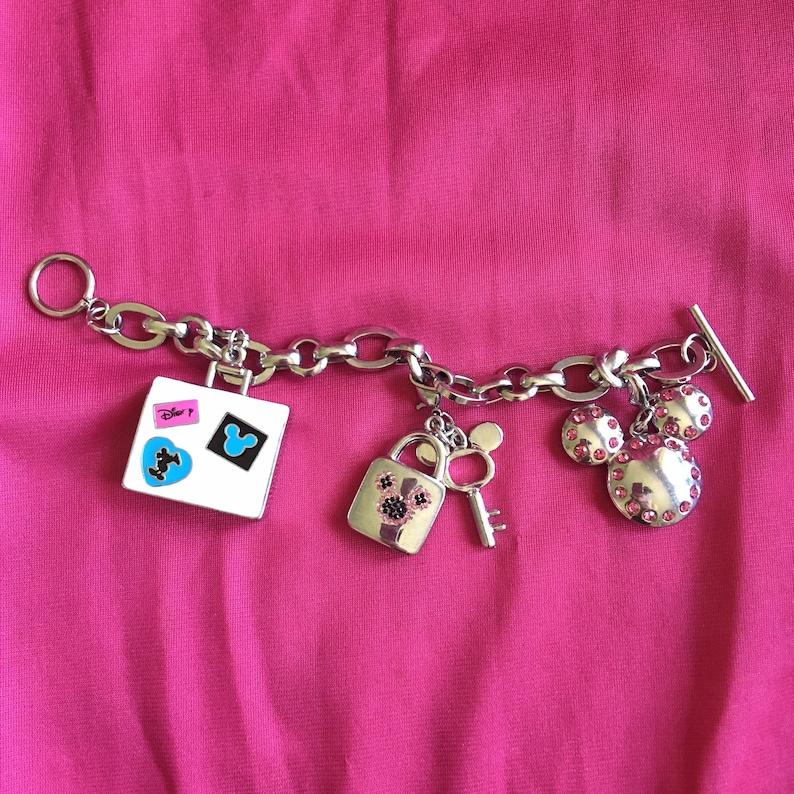 Modern Disney Charm Bracelet