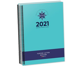 3-Month PLANNER   OCT '21 to DEC'21   Planner-Daily Diary 24-Hour Time Slots   Personal & Business Planner   Purpose Action Success