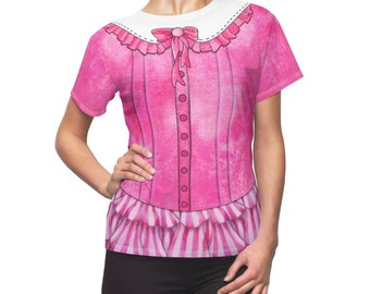 Mary Poppins Returns Costume, Mary Poppins Women's Shirt, Disney Shirts for women, Disney Costume, The Royal Doulton Music Hall, Halloween