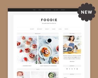 Foodie   Responsive WordPress theme for food blogs