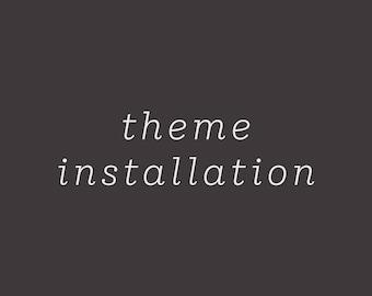 WordPress Theme Installation and Setup for Studio Gem Themes
