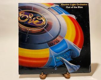 Electric Light Orchestra Out Of The Blue / 1977 Richmond Press Gatefold Vinyl / JT-LA823-L2 / ALL INSERTS!!!