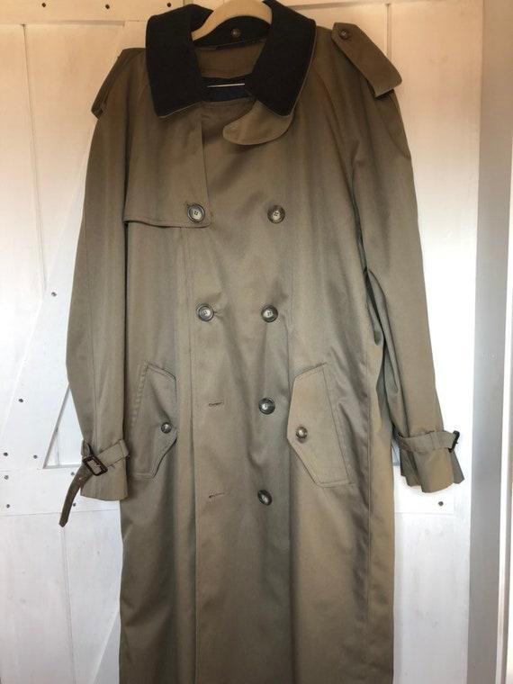 Vintage men's Ralph Lauren Trench Coat