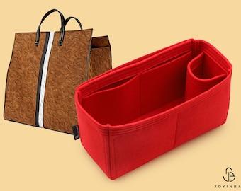Purse Organizer For Clare V. Simple Tote Bag   Tote Bag Organizer   Designer Handbag Organizer   Bag Liner   Purse Insert   Purse Storage
