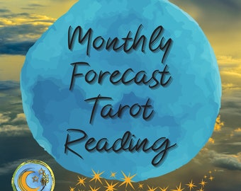 Monthly Forecast Tarot Reading