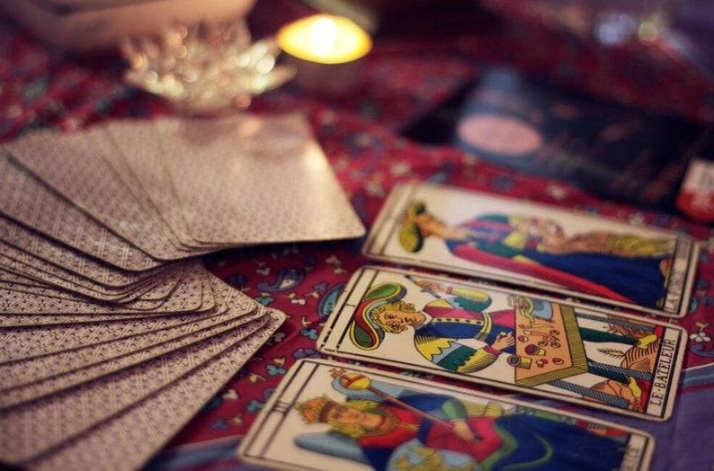 3 Card Tarot Reading image 0