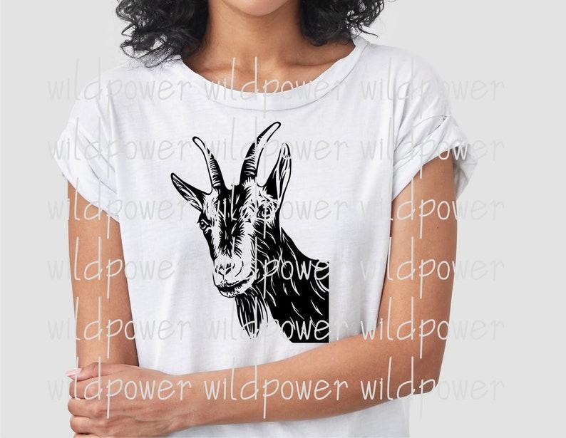 Goat head svg cricut,clipart farm animal funny face download,Goat svg,Goat dxf,Goat Shirt,Goat svg files,Goat farm animal svg