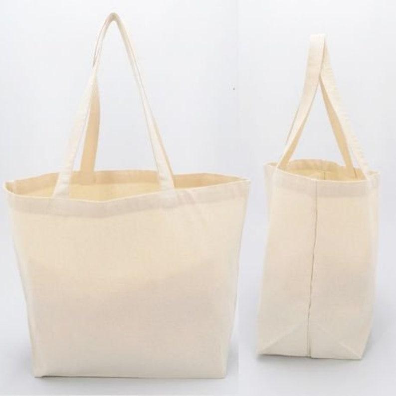 Large virgin shopping bag